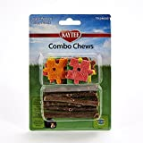Kaytee Combo Chews, Apple Wood and Crispy