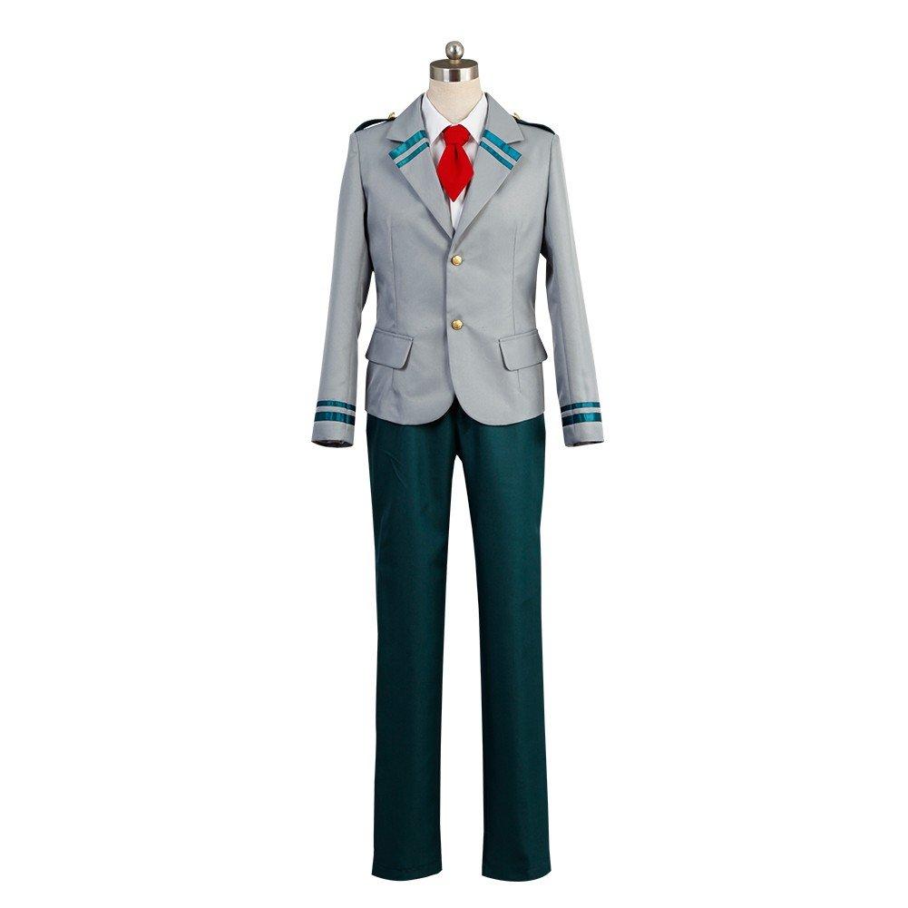 starfun Boku No Hero Academia My Hero Academia Izuku Midoriya Cosplay Costume Training Suit Jacket Top Coat Pants