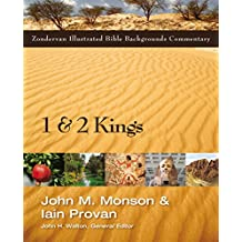 1 and 2 Kings (Zondervan Illustrated Bible Backgrounds Commentary)