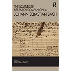The Routledge Research Companion to Johann Sebastian Bach from Routledge