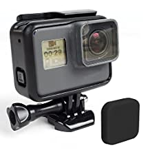 First2savvv Border Frame Protective Frame Housing Case for GoPro Hero 6 5