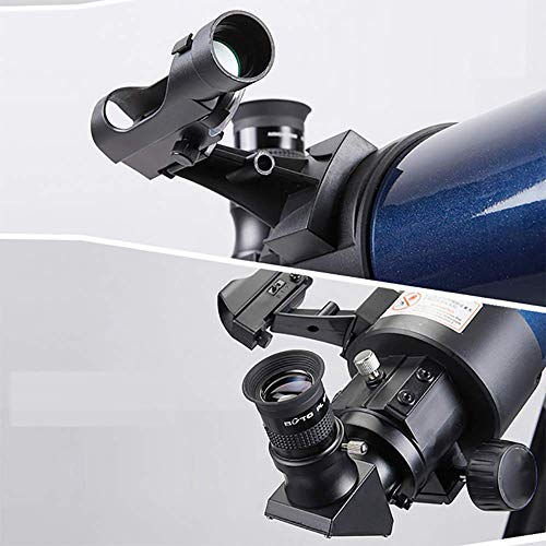 Astronomical Telescope Zoom HD Outdoor Monocular Space Telescope with Tripod 90mm/800mm Spotting Scope for Kids Beginners by YUN TELESCOPE@ (Image #4)