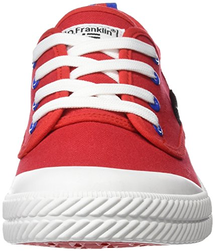 Hvk18901 Franklin Red Unisex Rot Erwachsene D Sneakers Z7fCwqftx