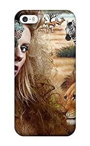 Hot Fashion JsdrrXp9980ByAam Design Case Cover For Iphone 5/5s Protective Case (women)