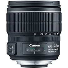 Canon EF-S 15-85mm f/3.5-5.6 IS USM UD Standard  Zoom Lens for Canon Digital SLR Cameras