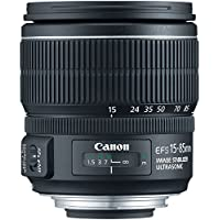 Canon EF-S 15-85mm f/3.5-5.6 IS USM UD Standard Zoom Lens for Canon Digital SLR Cameras Noticeable Review Image