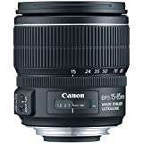 Used Canon 15-85mm