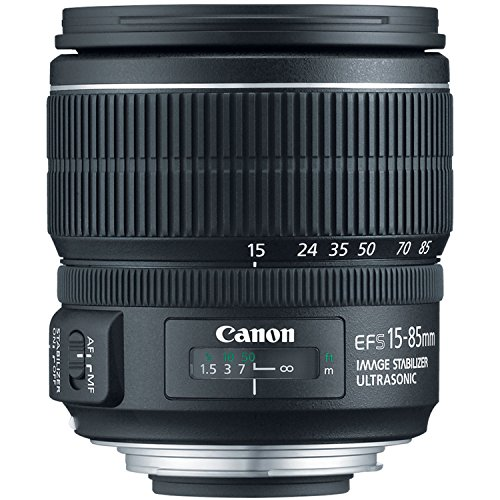 Canon EF-S 15-85mm f/3.5-5.6 IS USM UD Standard Zoom Lens for Canon Digital SLR Cameras