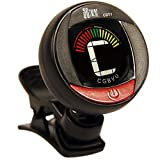 So There Super Clip-On Tuner for Guitar, Bass, Ukulele, Violin & Other Stringed