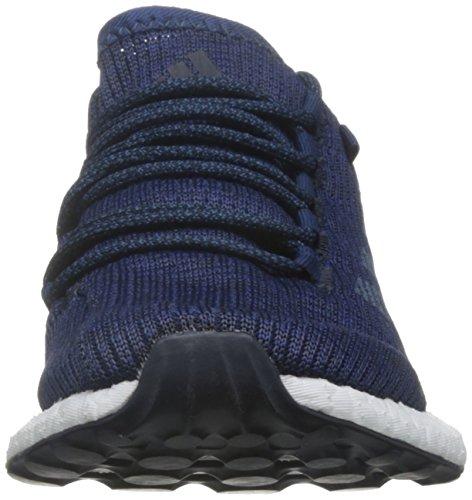 Mens Adidas Mens Pureboost China, Blu / Bianco Blu / Bianco