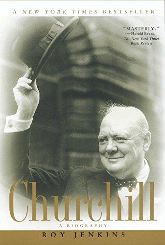 Churchill by Roy Jenkins