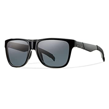 8926d3d322 Smith Optics Lowdown ChromaPop Sunglasses - Black Polarized Gray Green