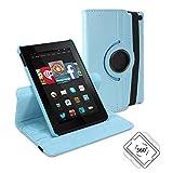 Fire HD 6 Case, GMYLE Folio Case 360 for Amazon