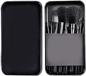 12PCS Makeup black color with iron box