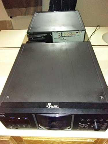 - Sony DVP-CX985V 400 Disc Progressive DVD / SACD Player