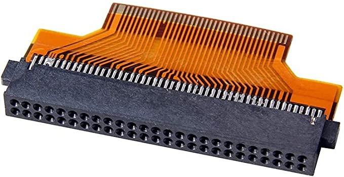 ALIKSO ZIF 40 Pin to 50 Pin 1.8 Inch CF Toshiba SSD//HDD Convertor Adapter