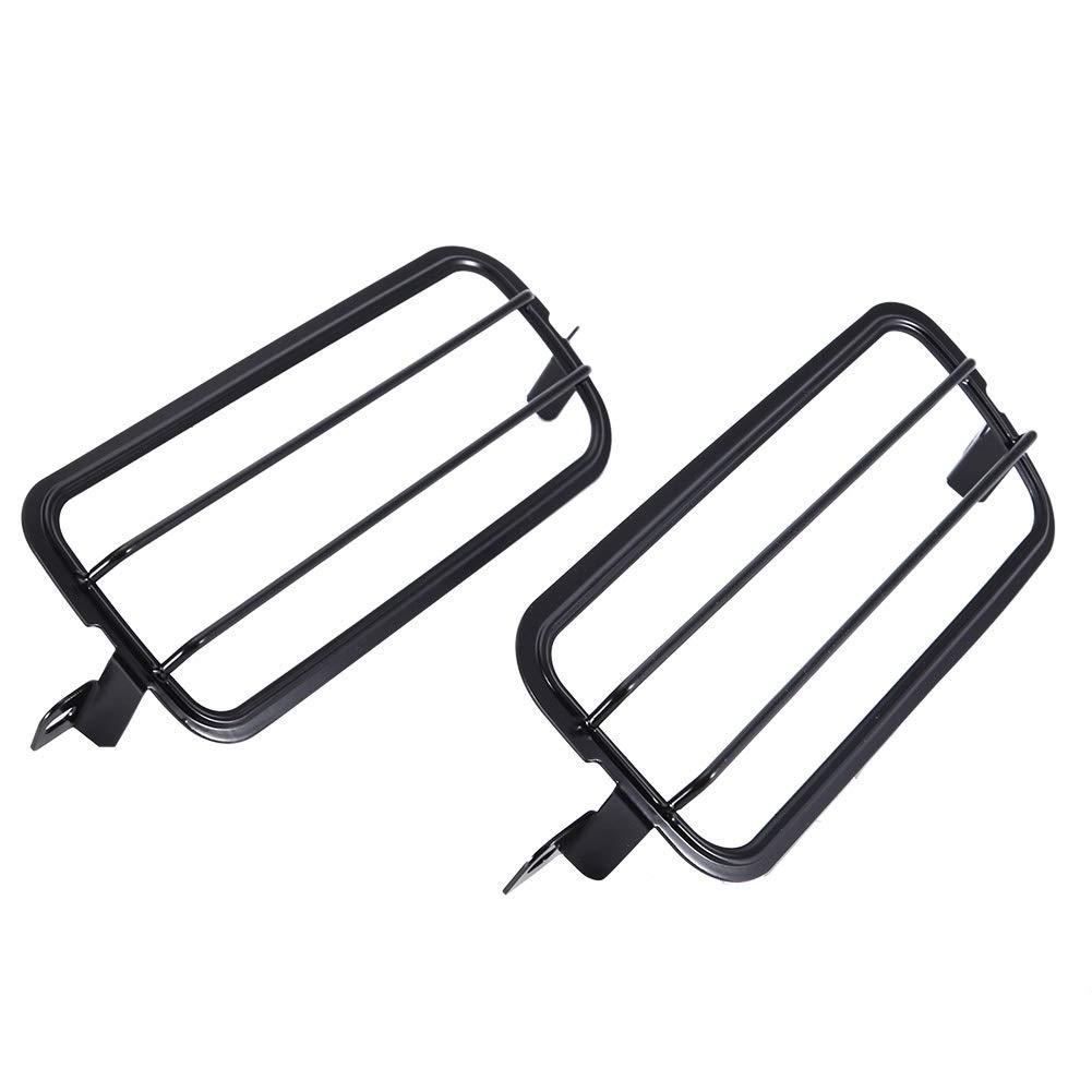 Cubierta para luz antiniebla 1 par de cubierta delantera para marco de protecci/ón contra luz antiniebla para auto para LADA NIVA.