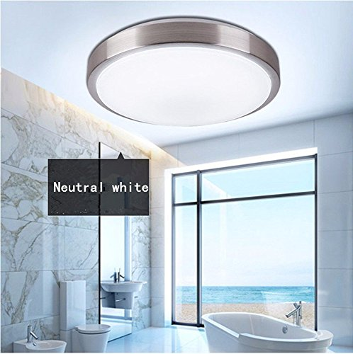Top 10 Best LED Flush Mount Ceiling Lights Reviews 2019-2020 cover image