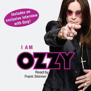 I Am Ozzy Audiobook