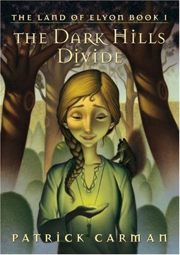 2 Books: The Land of Elyon Set - The Dark Hills Divide & Beyond the Valley of Thorns (The Land of Elyon Set Series, Vol. 1 & 2)
