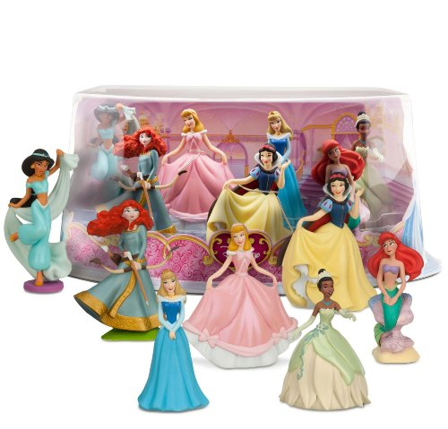 Disney Princess Mini Figure Play Set
