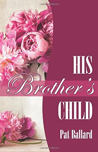 book cover of His Brother\'s Child