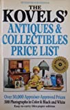 Kovels' Antiques and Collectibles Price List, Ralph M. Kovel and Terry H. Kovel, 0517554259