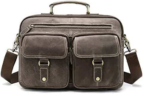 62271cdffdd9 Shopping Leather - Greys - $100 to $200 - Laptop Bags - Luggage ...