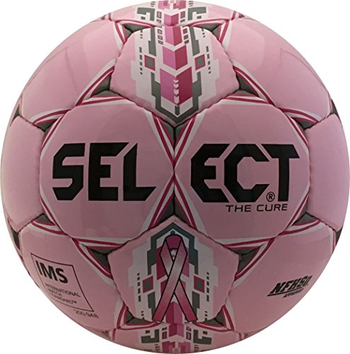 Select Sport The Cure Mini Soccer Ball, Pink for sale  Delivered anywhere in Canada