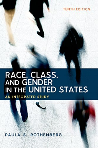 Race,Class,+Gender In The United States
