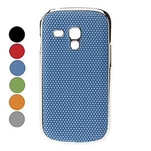 HOR Bola caja dura del grano para Samsung Galaxy S3 I8190 mini (colores surtidos) , Gris