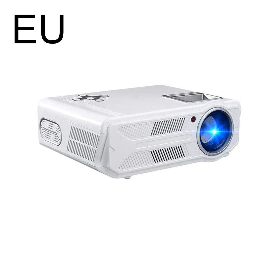 Hook.s. RD-817 Mini proyector de 3200 lúmenes, 1080P Full HD ...