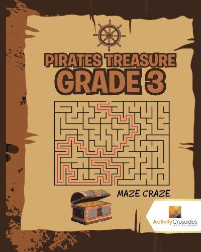 Pirates Treasure Grade 3 : Maze