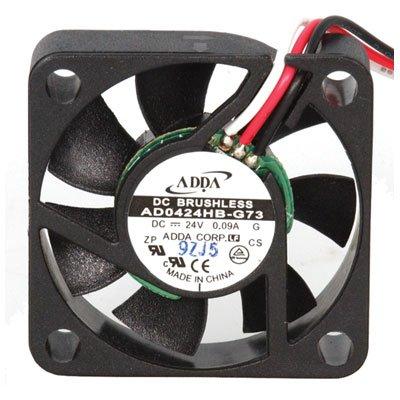 24 volt dc cooling fan - 2
