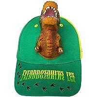 Boys Hats 3D T-rex Dinosaur Baseball Caps Kids Children Girl Teenager Age 5~