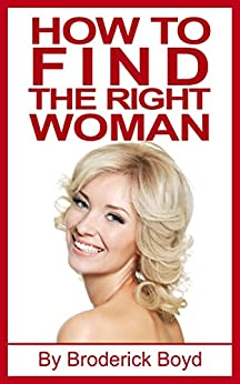 How Find Right Woman Attracting ebook product image