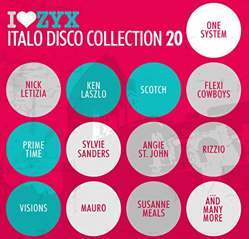 VA-ZYX Italo Disco Collection 20-(ZYX 82834-2)-3CD-FLAC-2015-WRE Download