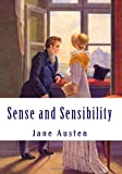 Sense and Sensibility: Large Print (Complete and Unabridged Classic Edition)