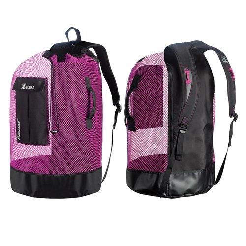 XS Scuba Seaside Elite Mesh Bag - Pink