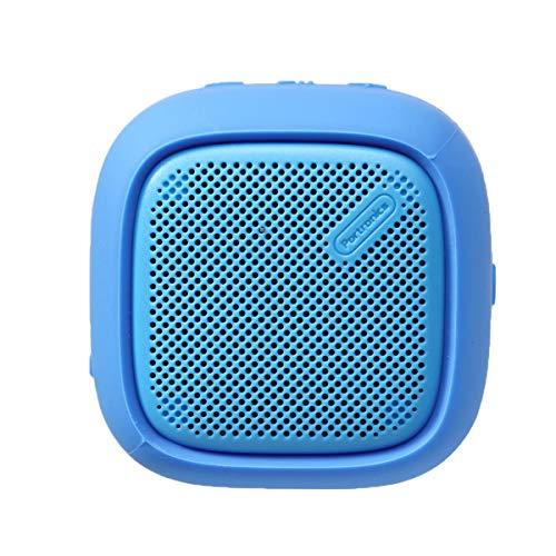 Portronics Bounce POR 952 Portable Bluetooth Speaker with FM  Blue
