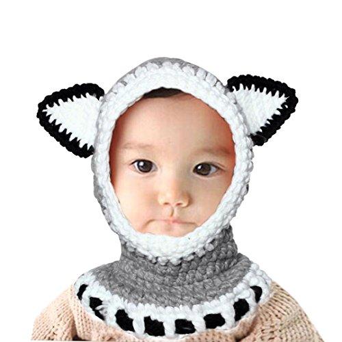 Winter Infant Toddler Knitted Crochet