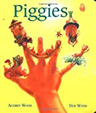 Piggies, Audrey Wood, 015202638X