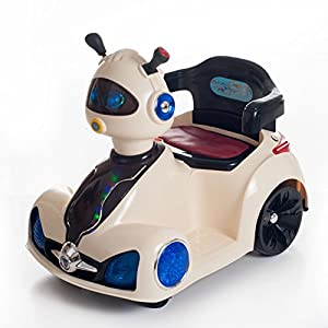 Trademark Lil' Rider Space Rover Ride On Battery Operated Car