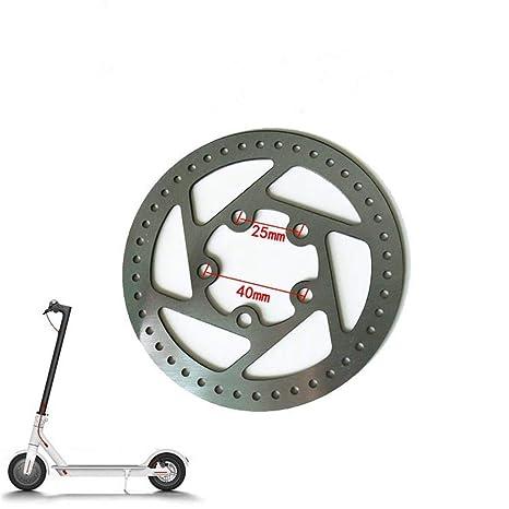 Amazon com : Tangren Electric Scooter Brake Disc Rotors Pads
