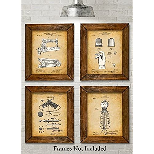 Sewing Room Wall Decor: Amazon.com