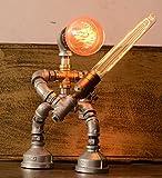 Saber, Star wars, Industrial Lamp, Desk lamp, Antique Table Lamp, Vintage Desk Lamp, Vintage Lighting, Table lamps for Living Room