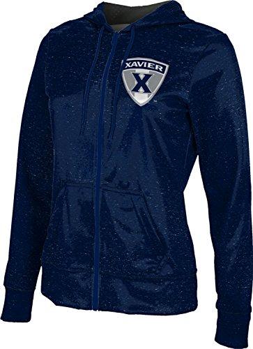 ProSphere Xavier University Women's Fullzip Hoodie - Heather FAF62 - Fabric Fleece Xavier University
