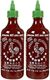 Huy Fong Sriracha Hot Chili Sauce Bottle, 17 Ounce