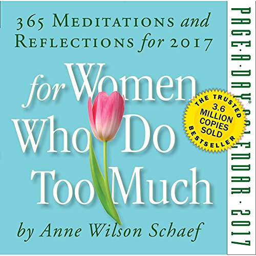 Women Much 2017 Page Calendar product image