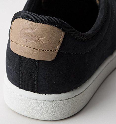 Zapatillas Lacoste Mujer Evo Carnaby Negro 1XPPxnT